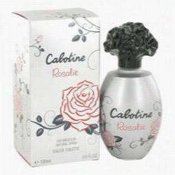 Cabotine Rosalie Perfune By Parfums Grse, 3.4 Oz Eau De Toilette Spray For Women