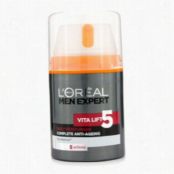 Men Expert Vita Lift 5 Daily Moisturiser