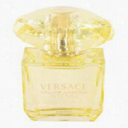 Versace Y Ellow Diamond Intense Scent From Versace, 3 O Zeau De Pafrum Twig (tester) For Women
