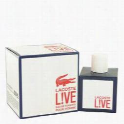 Lacoste Earnest Cologne By Lacoste, 3.4 Oz Eau De T Oilette Spray For Men