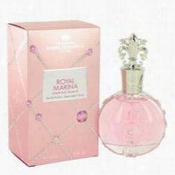 Royal Marina Rubis Perfume By Marina De Bourbon, 3.4 Oz Eau De Parfum Spray For Women