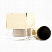 Skin Illusion Mineral & Plant Extracts Loose Powder Foundation (With Brush) - # 107 Beige