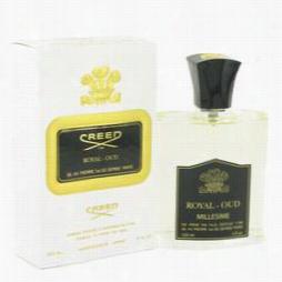 Royal Oud Perfume B Y Creed 4 Oz Millesime Spray For Wwomen