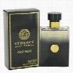 Versace Pour Homme Oud Noir Cologne by Versace, 3.4 oz Eau De Parfum Spray for Men