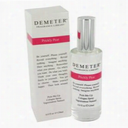 Demeter Perfume By Demeter, 4 Oz Prickley Pear Cologne Spray For Women