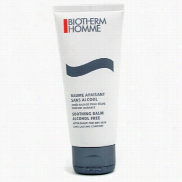 Homme Soothing Balm Alcohol-free