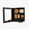 The Flawless Face Book - # Tan (1x Creme Compact 1x Pressed Powder w/ sponge 1x Secret Camouflage...)