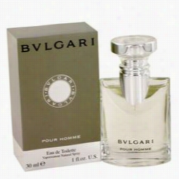 Bvlgari (bulgari) Cologne By Bvlgari, 1 Oz Eau De Toilette Spray For Men