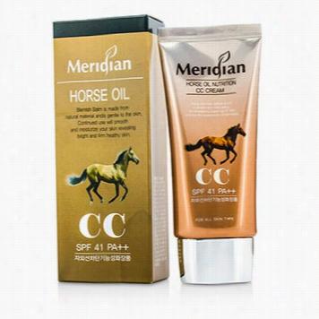 Cc Cream Spf41 - Horse Oil