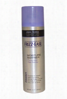 Frizz Ease Moidture Barrier Firm Hold Spray
