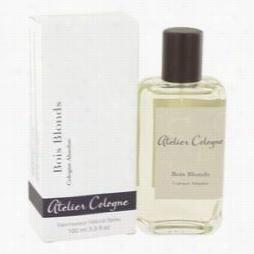 Bois Blonds Cologne By Atelierc Ologne, 3.3 Oz  Pure Perfume Spray Against Men
