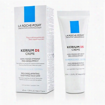Kerium Ds Creme Pro-dssquamating Soothing Face  Care