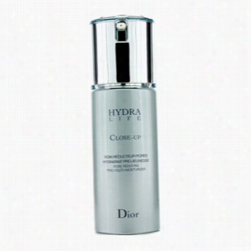 Hydra Life Close-up Pore Reducing Pro-youth Moisturizer