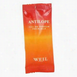 Antilope Sample By Weil, .05 Oz Vial (sample) For Women