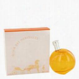 Elixir De Merveil Es Perfume By Hernes, 1 .7o Z Eau De Parfum Spray Fir Women