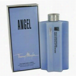 Angel Body Lotion  By Thierry Mugle R,, 7 Oz Perfumed Body Lotion For Women