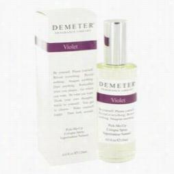 Demeter Perfuke Bby Demeter, 4 Oz Violet Cologne Spray For Women
