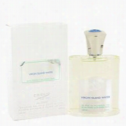 Virgin Island Water Perfmue By Creed, 4 Oz Mil Lesime Spray  (unisex) Concerning  Wo Men