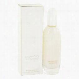 Aromatics In White Sweet-smelling By Clinique, 1.7 Oz Eau De Parfum Spray For Women