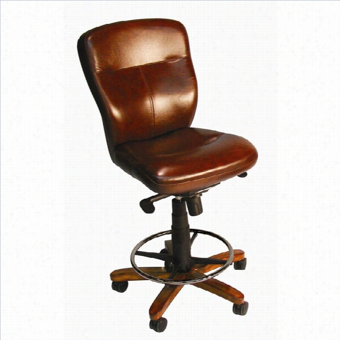 Hooker Furniture Seven Eas Tall Tilt Swivel Office Chair