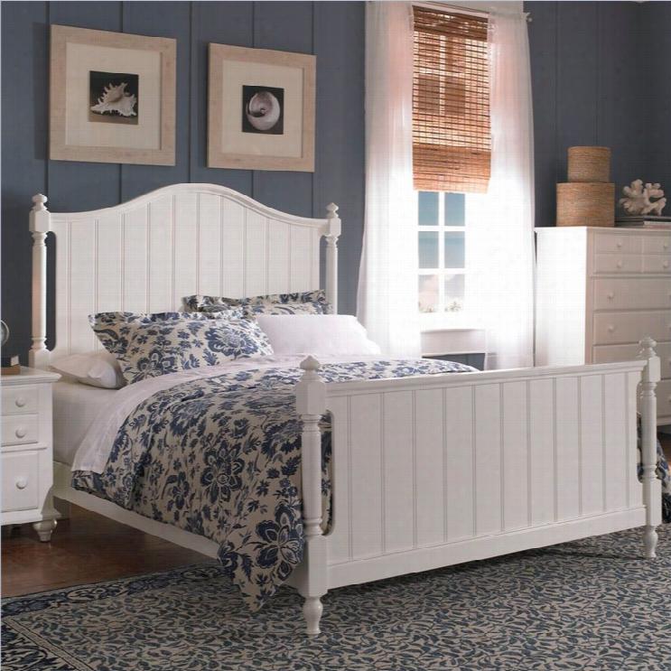 Broyhill Hayden Place Paneel Bed In White