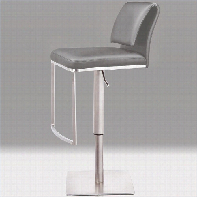 Mobital Neo 32 Hydraulic Stool In Light Grey