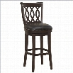 American Heritage Prado 26 Counter Stool in Navajo and Tobacco