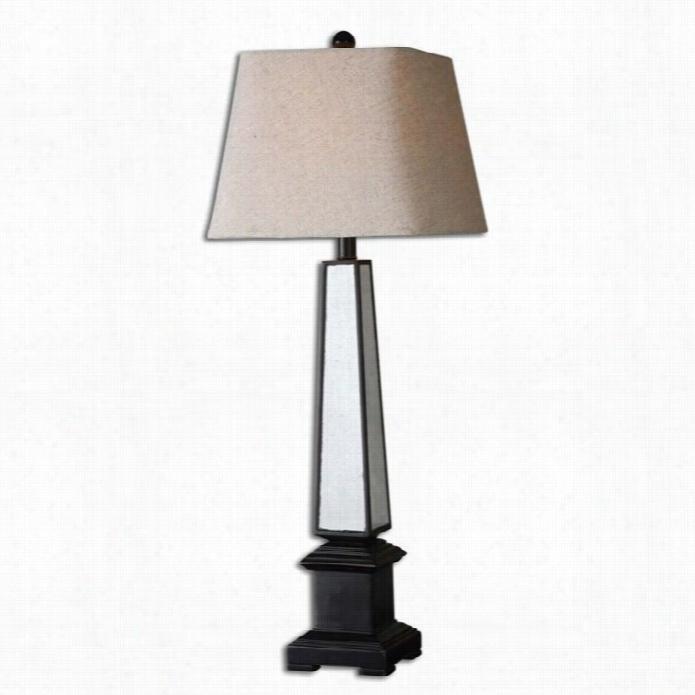 Oriental Furniture Gold Leaf Slant Front Accent Cnest In