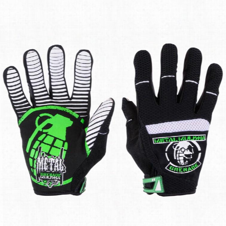 Grenade Ga..s. Metal Mulisha Gloves