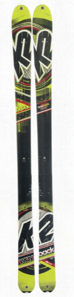 K2 Wayback Skis