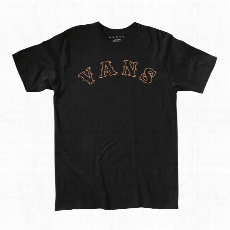 Vans League T-shirf