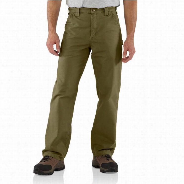 Carhartt Canvas Work Dungarree Pants