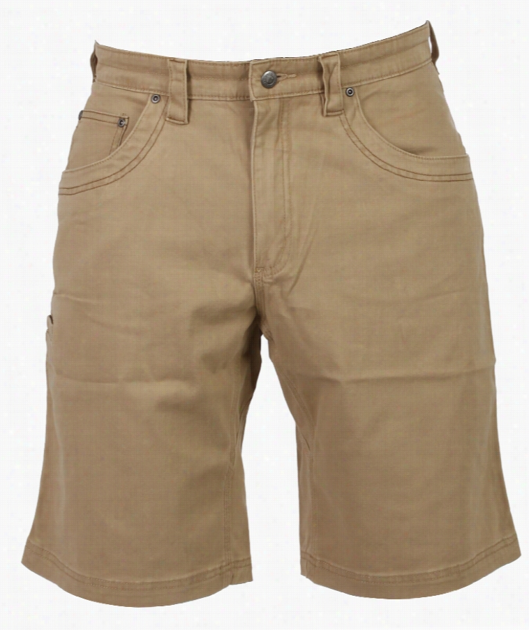 Mountainn Khakis Cam Ber 105 Shorts