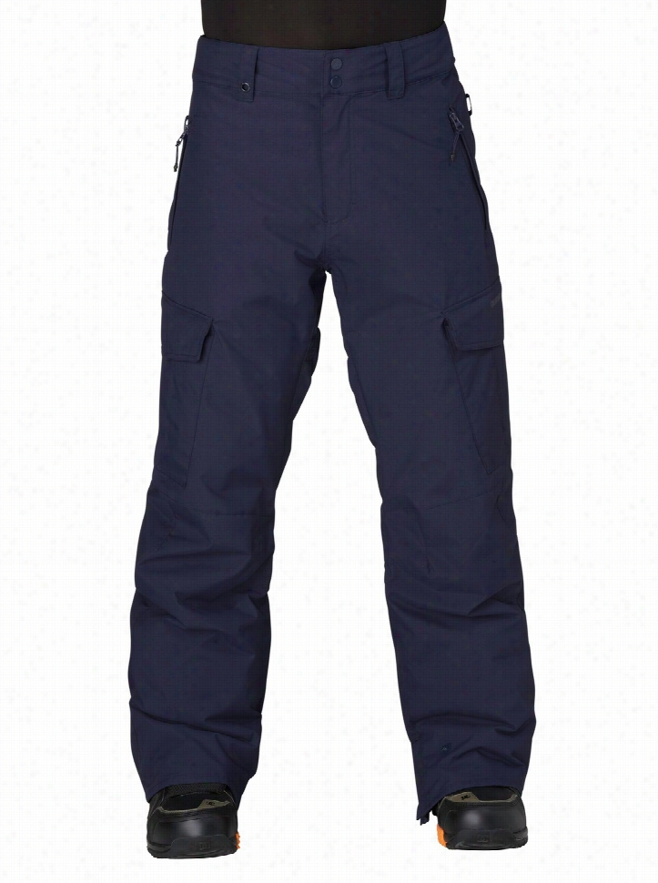 Quksilver Porter Insulated Snowboard Pants