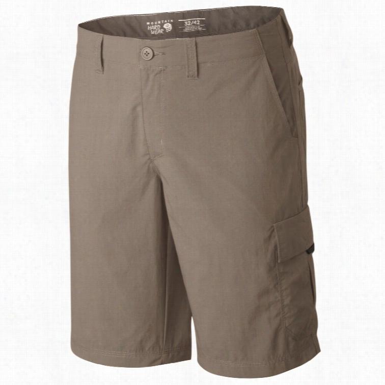 Muontain Hardwear Cas Til Cargo 11i Nhiking Shorts
