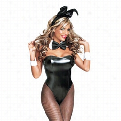 Costume - Cheap Thrills Club Bunny (lxl)