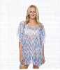 Desert Escape Tunic Cover Up Color: Multi Size: S