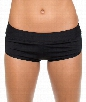 Good Karma Go Girl Banded Short Color: Black Size: L