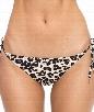 Juicy Couture - Wild At Heart Tie Side Bikini Bottom Color: NEU Size: S