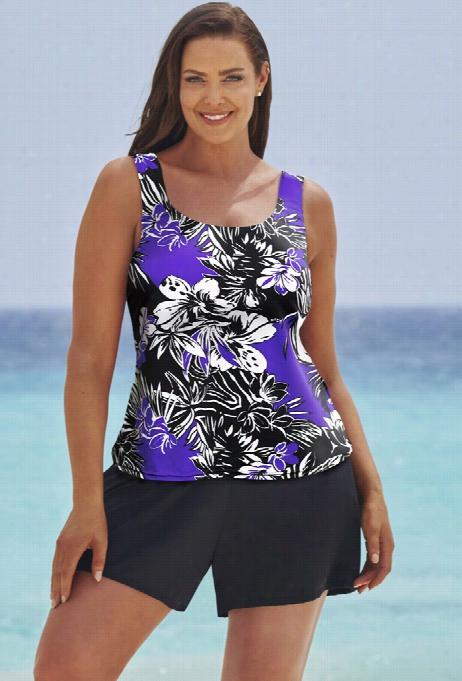 Beach Belle Bora Bora Classic Shortini
