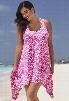 swimsuitsforall Fandango Crescent Dress