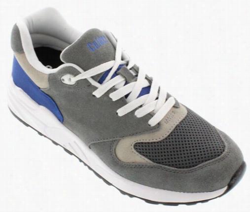 Calden - Fd018 - 2.4 Inches Taller  (grey/blue/beige) - Super Lightweight