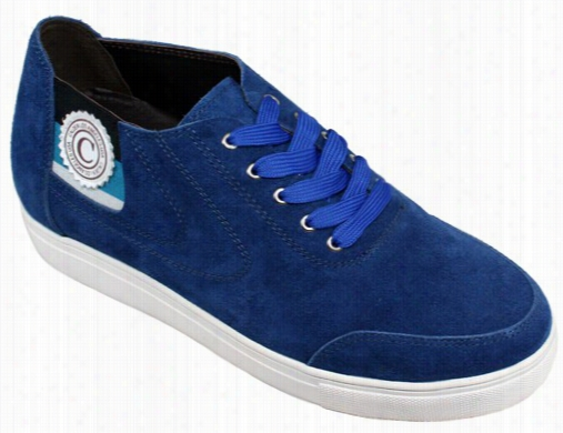 Calden - G9903 - 2.6 Inches Taller (blue) - Size 6 / 7.5 / 9 / 10 Only