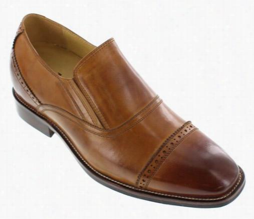 Calto - G60122 - 3 Inche Taller (brown)
