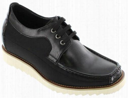Calto - G63103 - 3.2 Inches Taller (black)