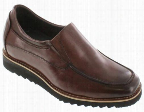 Calto - G63191 - 3 Inches Taller (cognac Brown)
