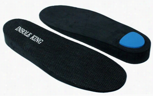 Height Increase Elevator Shoes Insole - 1 Inch Taller