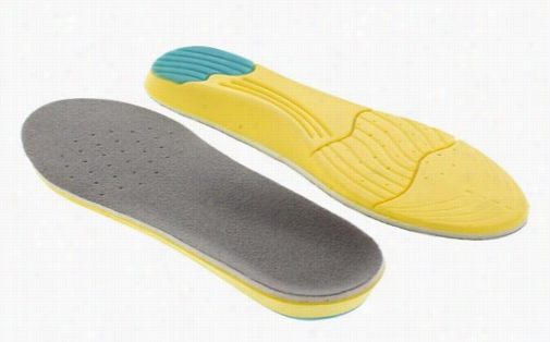Memory Foam Comfort Eleavtor Shoes Insole - 1/2 Inches Taller